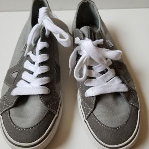 Vans Tory Grey Sneakers